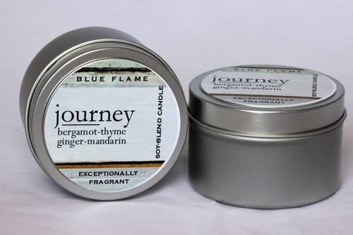 Journey Travel Tin- Modern