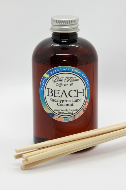 Beach Fragrance Diffuser Refill