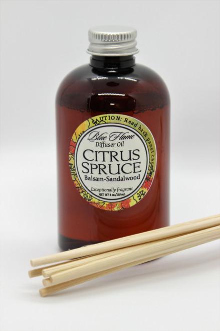 Citrus Spruce Fragrance Diffuser Refill