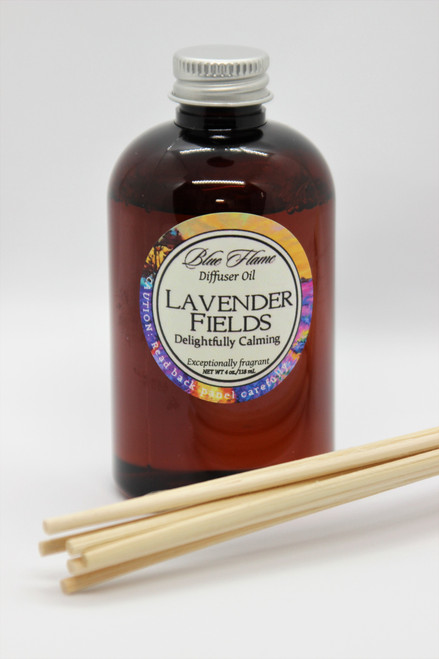Lavender Fields Fragrance Diffuser Refill