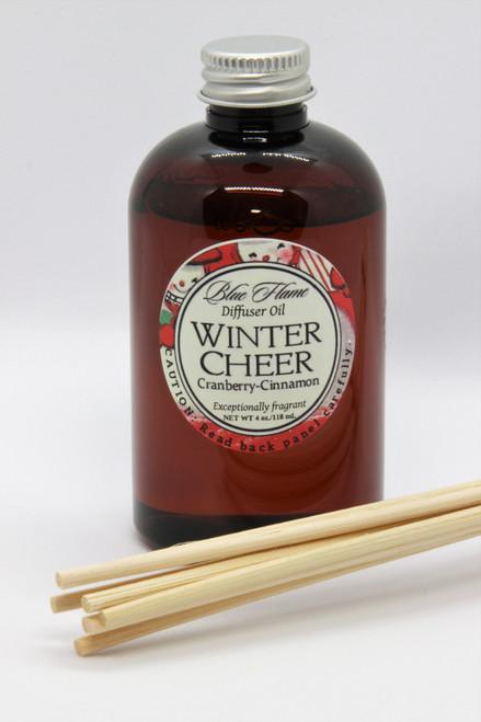 Winter Cheer Fragrance Diffuser Refill