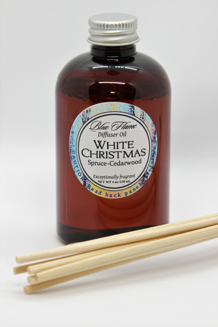White Christmas Fragrance Diffuser Refill