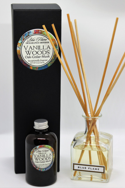 Vanilla Woods Fragrance Diffuser