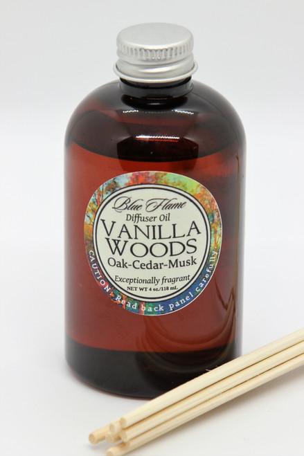 Vanilla Woods Fragrance Diffuser Refill