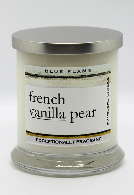 French Vanilla Pear Silver Top