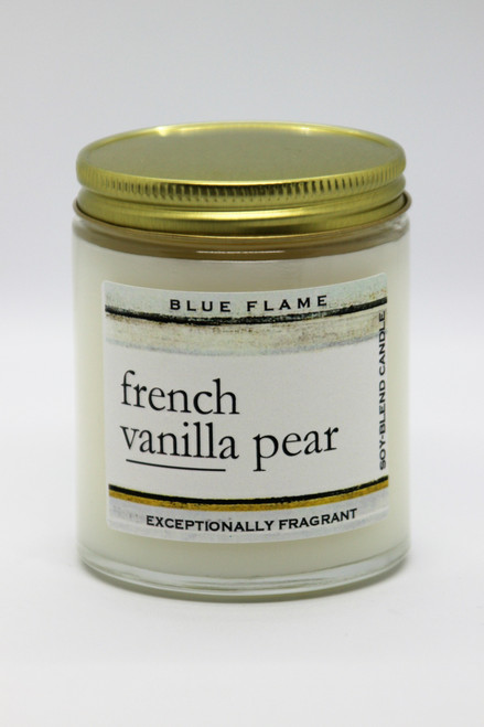 French Vanilla Pear Gold Top-(now with a white top)