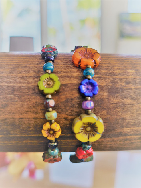 The happy bracelet set.