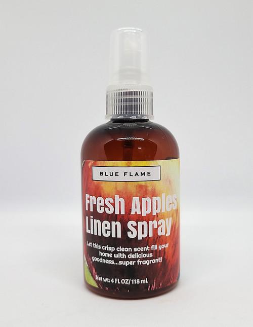 Fresh Apples Linen Spray.