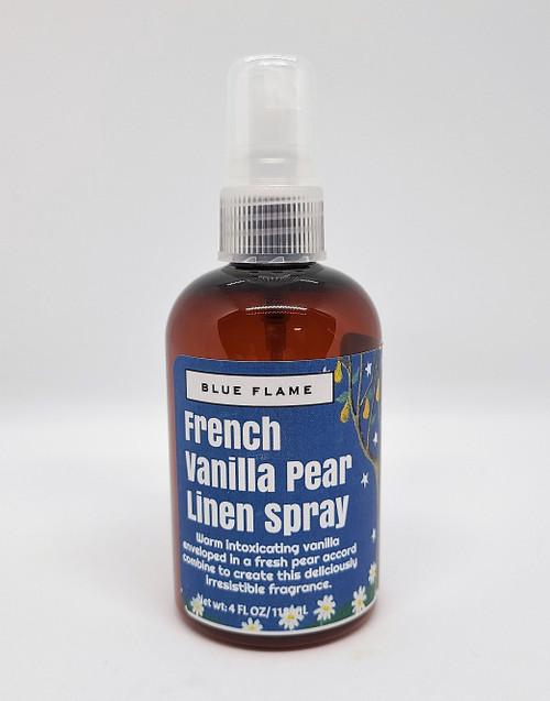 French Vanilla Pear linen Spray.