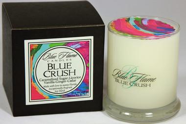 Blue Crush - Blue Flame Candles