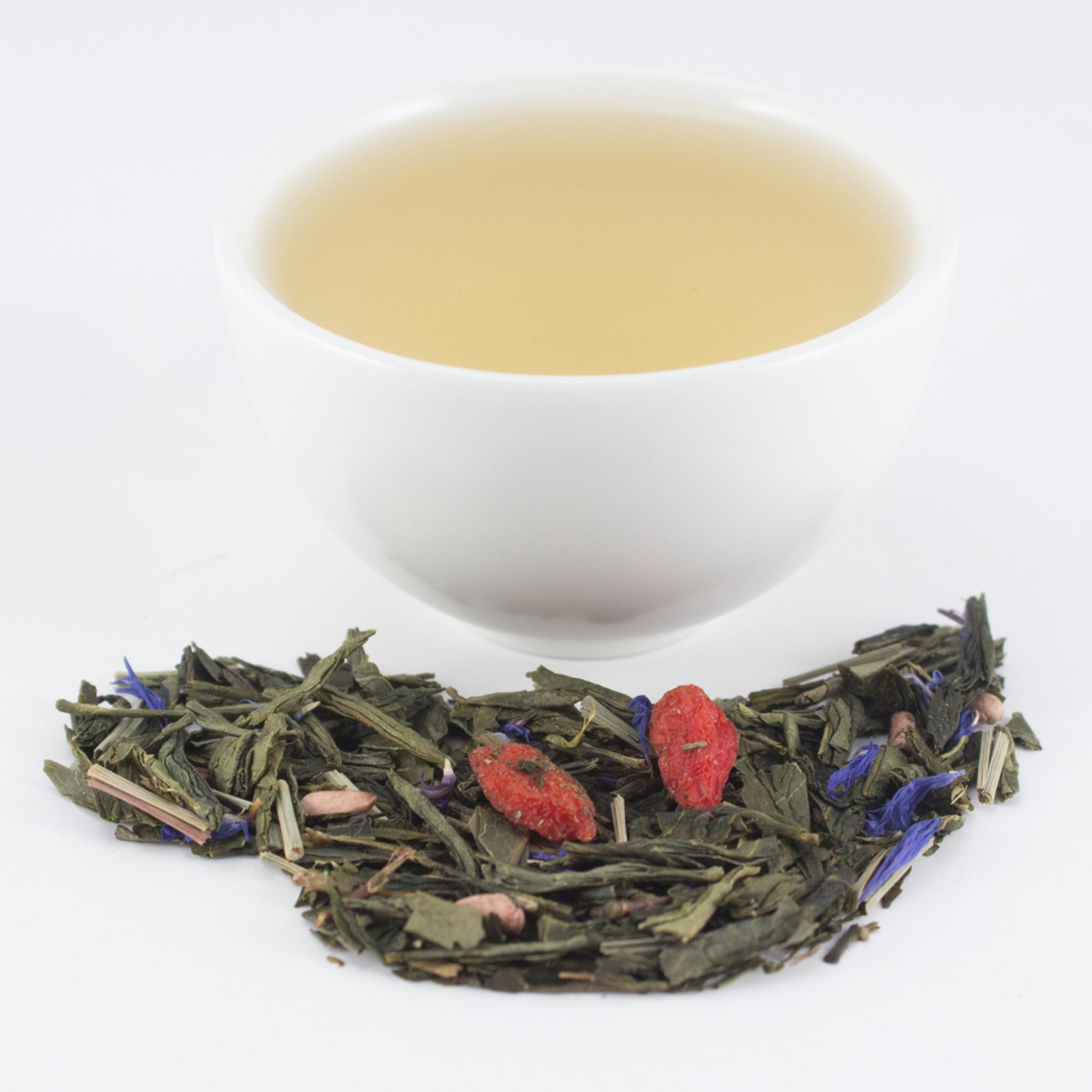 Goji Berry Bliss Green Tea 1oz The Tea Smith