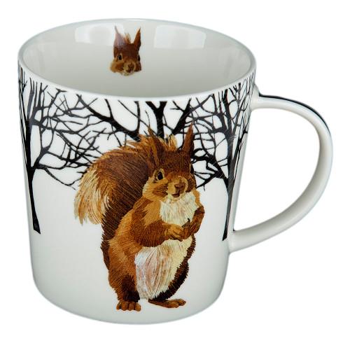 Squirrel Mug With Gift Box