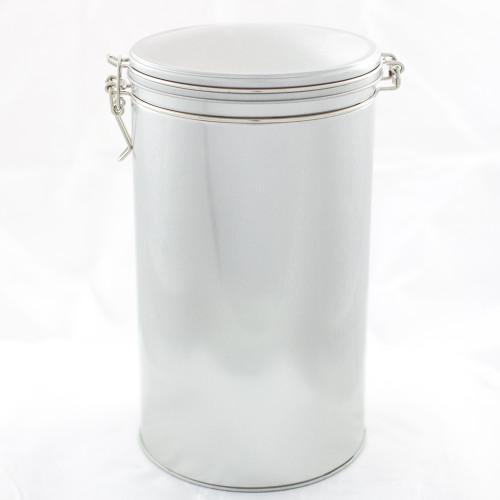 Tea Tin - 2Lb With Latch