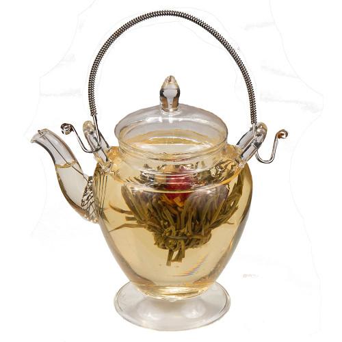 Glass Teapot - Mata - 17 oz