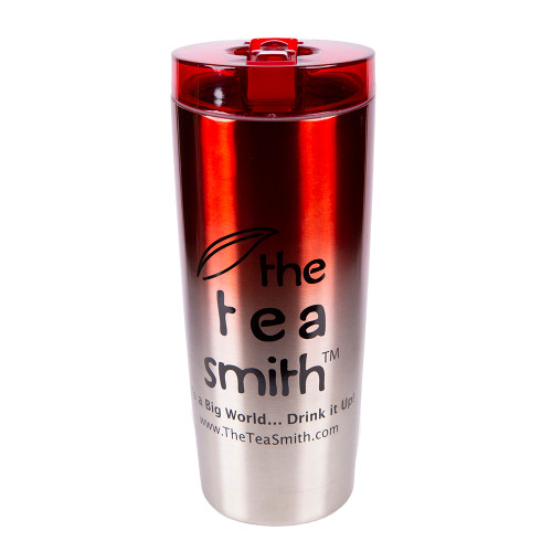 The Tea Smith Tumbler - Red