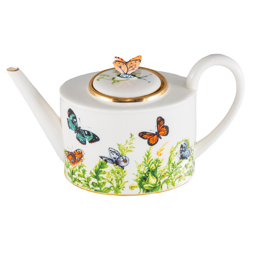 Wings Of Grace - Teapot