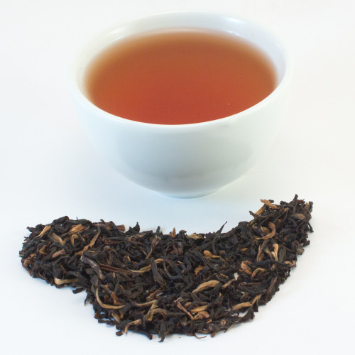Assam - Khongea Golden Bud Indian Black Tea 1oz
