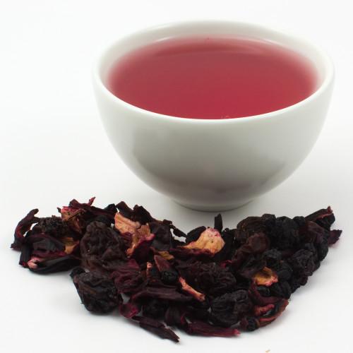 Bright Berry Tisane Organic Tea 1oz