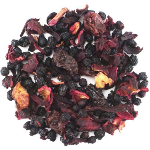 Bright Berry Tisane - Organic Herbal Tea 1oz