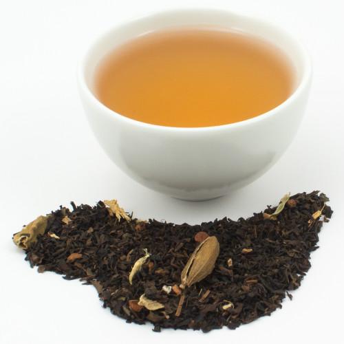 Decaffeinated Masala Chai Indian Black Tea 1oz