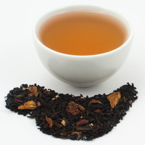 Decaffeinated Nicely Spicey Black Tea 1oz