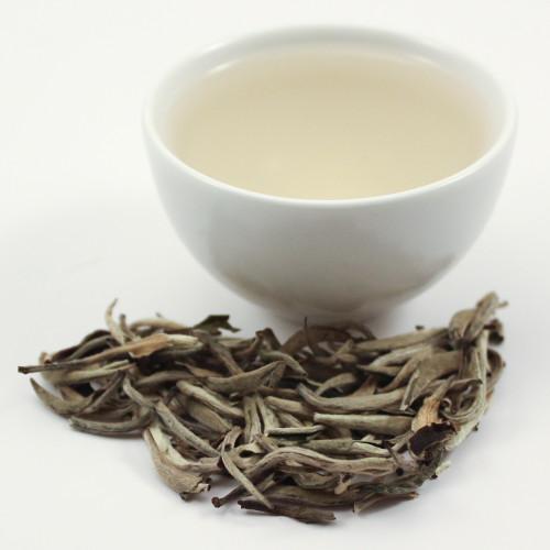 Fujian Silver Needles Chinese White Tea 1oz