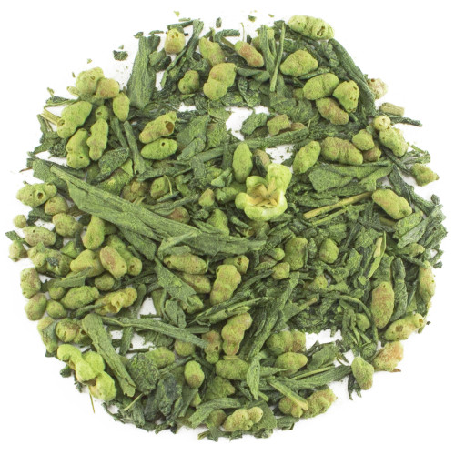 Genmaicha Extra With Matcha Japanese Green Tea 1oz