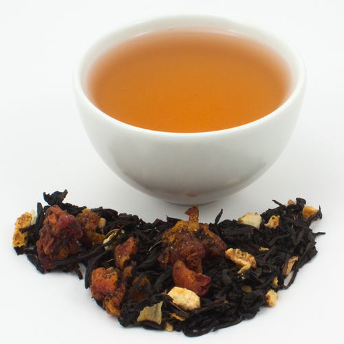 Ginger Peach Black Tea 1oz