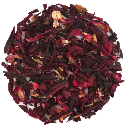 Hibiscus - Mixed Quarter - Organic Herbal Tea 1 oz