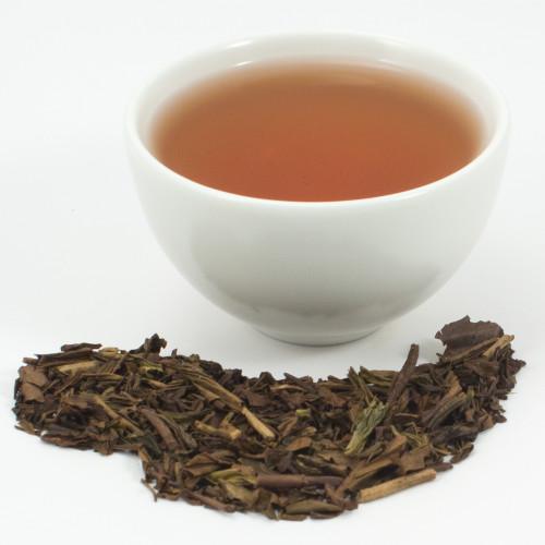 Hojicha - Organic Japanese Green Tea 1oz