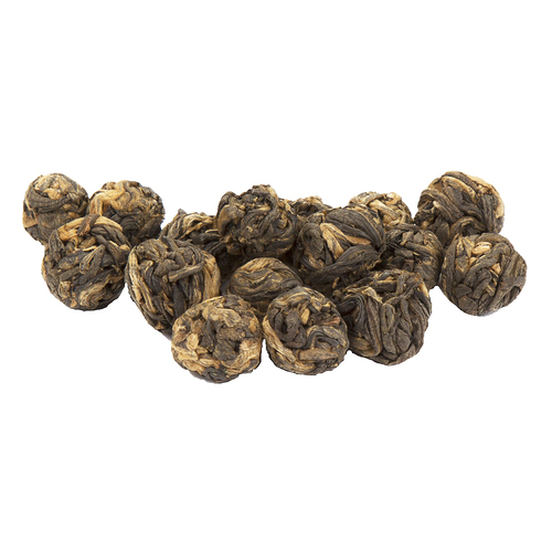Jasmine Golden Pearls Chinese Black Tea 1oz