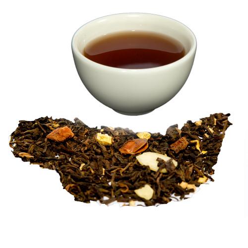 Mango Spice Pu-Erh Chai Tea 1oz