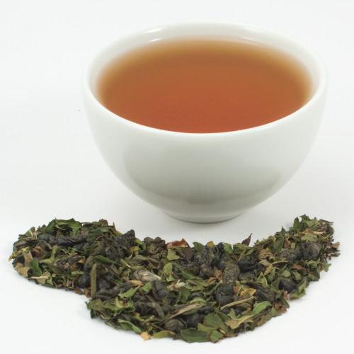 Moroccan Mint - Organic Green Tea 1oz