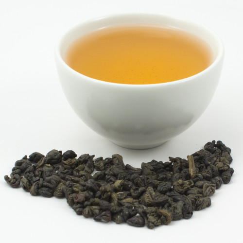 Pinhead Gunpowder Chinese Green Tea 1oz