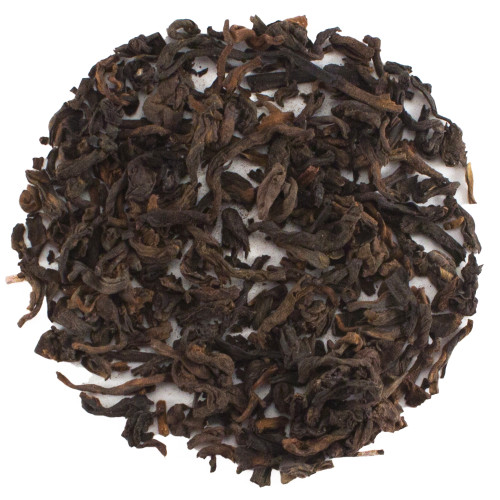 Pu-Erh - Organic Chinese Black Tea 1oz