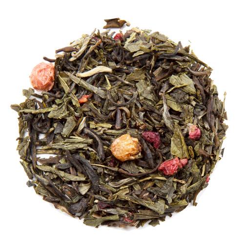 Strawberry Smile Green Tea 1oz
