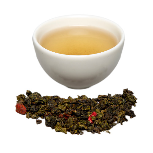 Strawberry-Goji Oolong Tea 1oz