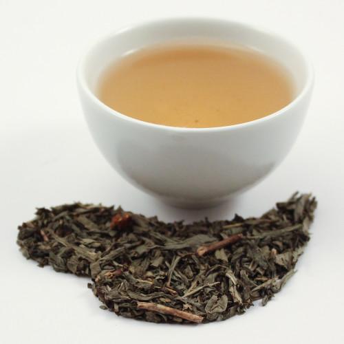 Decaf Strawberry Green Tea 1oz