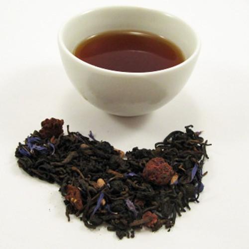 Super Berry Pu-Erh Chinese Black Tea 1oz