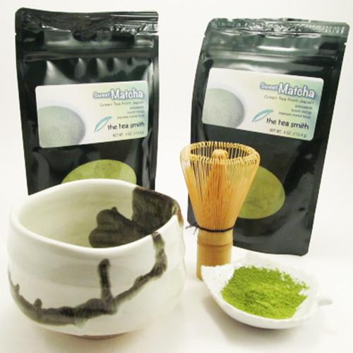 Sweet Matcha Vanilla Organic 1oz