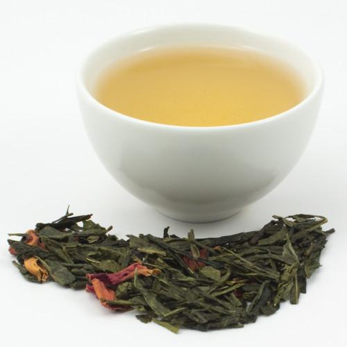 Sweet Pomegranate Green Tea 1oz