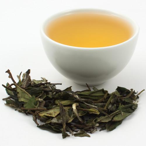 White Peach, Organic Chinese White Tea 1oz