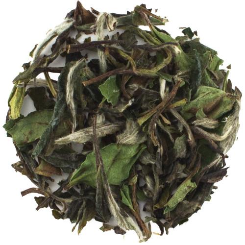 White Peony, Organic Chinese White Tea 1oz