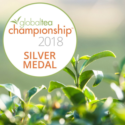 Green Goodness Iced Tea Silver Medal Winner