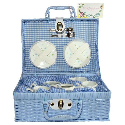 Child Tea Set - Blue