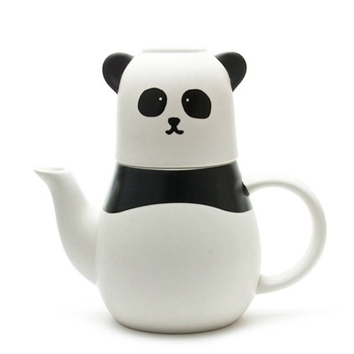 Tea For One - Panda