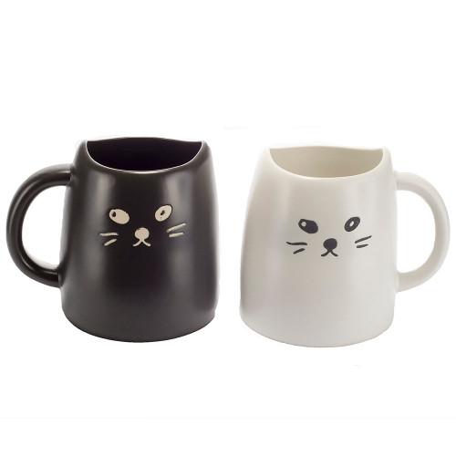 Black & White Cat Set