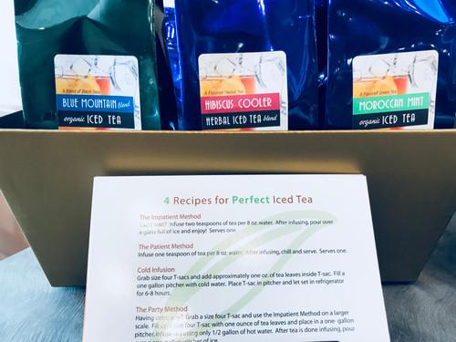 iced tea packs