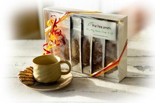 TEAcher Appreciation loose leaf tea sampler pack