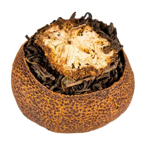 Tangerine Pu-erh Chinese Black Tea 1oz